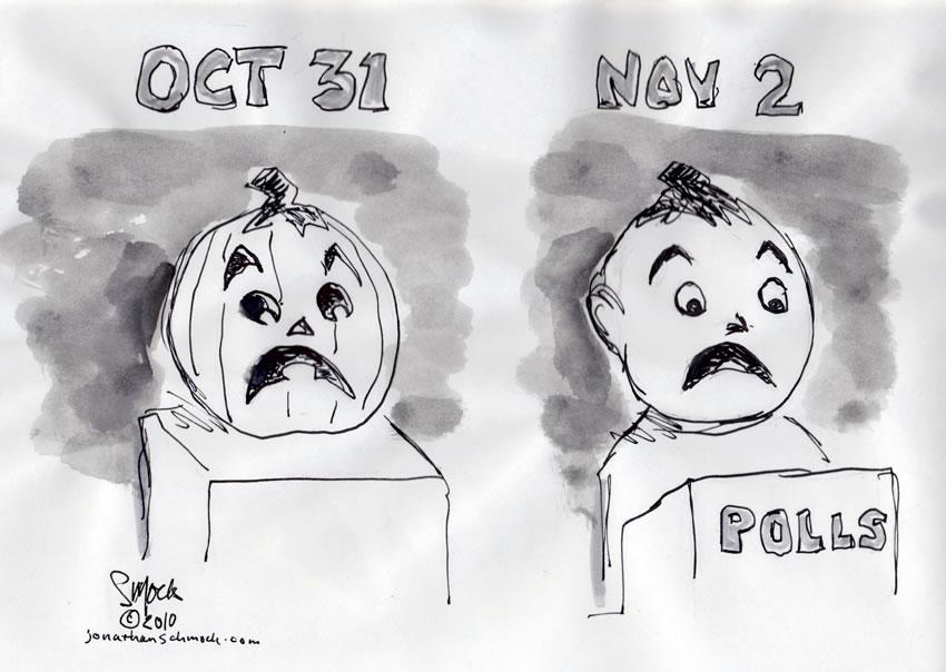 October 31 November 2