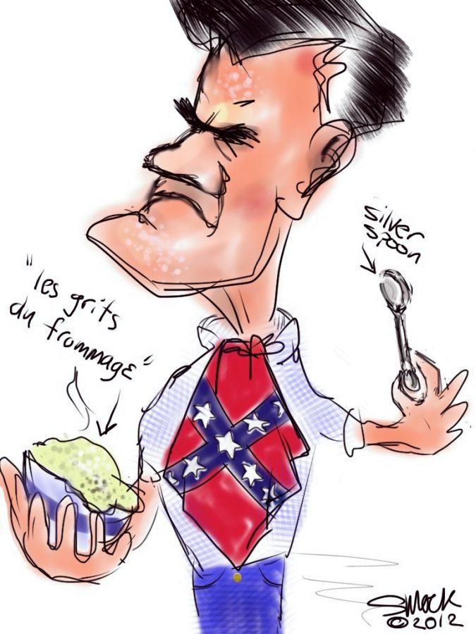 Southern Romney: Untrue Grit