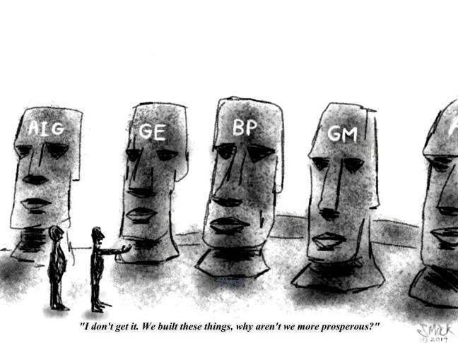 corporate heads a