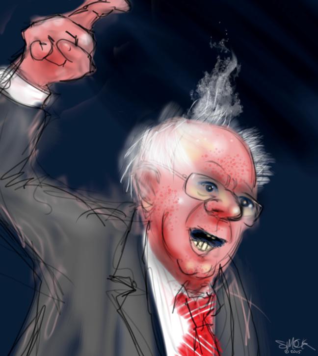 Bernie Sanders1B